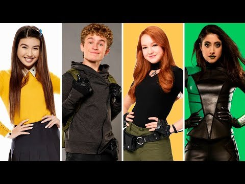 Kim Possible ★ Real Name And Age
