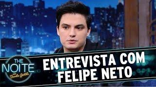 The Noite (02/09/16) - Entrevista com Felipe Neto