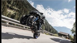 1. 2019 Yamaha NIKEN First Ride Review! - On Two Wheels