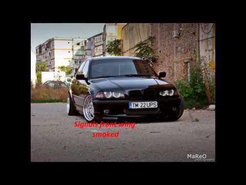 BMW E46 Tuning - 320D Black Beauty