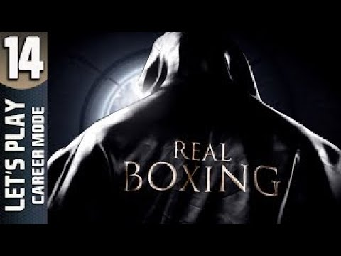 Real Boxing Lets Play PART 14 UFC on FOX 15 vesves Fighting Tito Ortiz