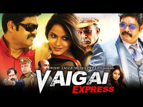 Vaigai Express (2018) | New South Indian Full Hindi Dubbed Movie | Hindi Dubbed Movies 2018