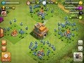 Clash of Clans - Minion Level 1 Attack (Success)!