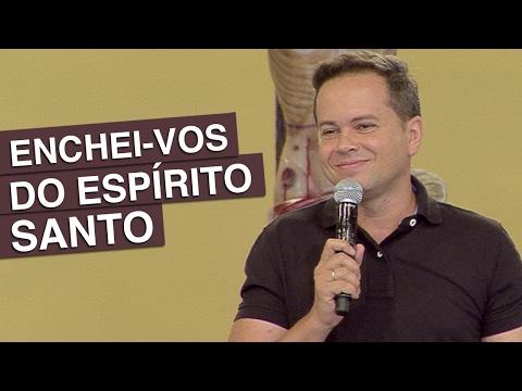 Enchei-vos do Espírito Santo - Márcio Mendes (12/02/17)