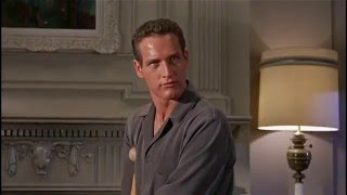 Video Paul Newman in Cat on a Hot Tin Roof (1957) HD MP3, 3GP, MP4, WEBM, AVI, FLV Agustus 2018