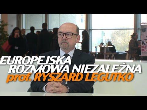 Europejska Rozmowa Niezależna - prof. Ryszard Legutko