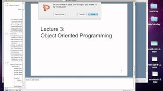 OO Design In Java - WEEKEND - Part 4 - Live (2/19/11)
