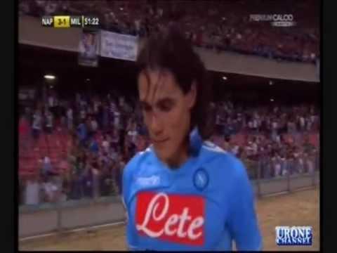 Napoli Milan 3-1 18/09/2011, Il più grande spettacolo.