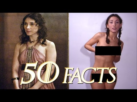 50 Facts You Didn't Know About Game of Thrones