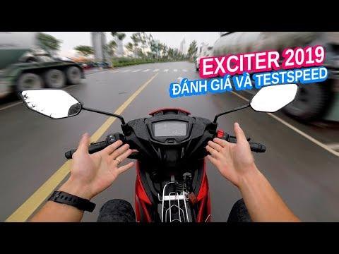 Đánh giá Exciter 150 2019 và test max speed | Vlog 99 | - Thời lượng: 12:44.