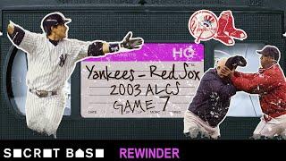 Aaron Boone's Game 7 walk-off home run deserves a deep rewind   Yankees-Red Sox ALCS 2003
