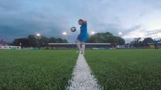 Incredible Football Skills....