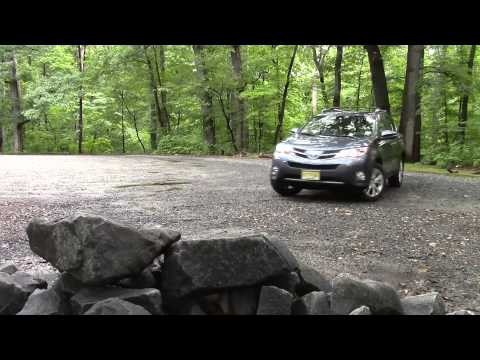 Toyota Rav4 Limited AWD Road Test & Review by Drivin' Ivan