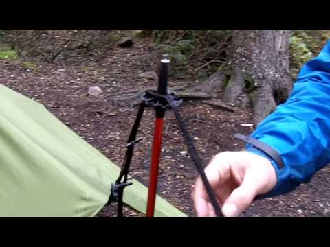 Scout Hammock Combi Go-to-Ground Mode