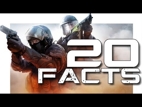 TOP 20 FACTS CS:GO |  How many  Facts YOU PROBABLY DIDN'T KNOW ? / CS.MONEY