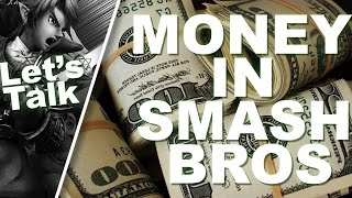 Let's Talk: Money In Smash Bros – ZeRo