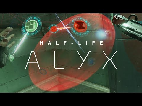 Vidéo de gameplay #2 de Half-Life: Alyx