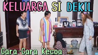 Video Keluarga Si Dekil - Gara Gara Kecoa (Short Movie) MP3, 3GP, MP4, WEBM, AVI, FLV Maret 2019