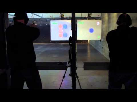 Openfire Dueling Lanes at The Range at Lake Norman