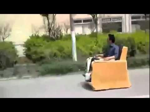 Когда с кресла лень вставать