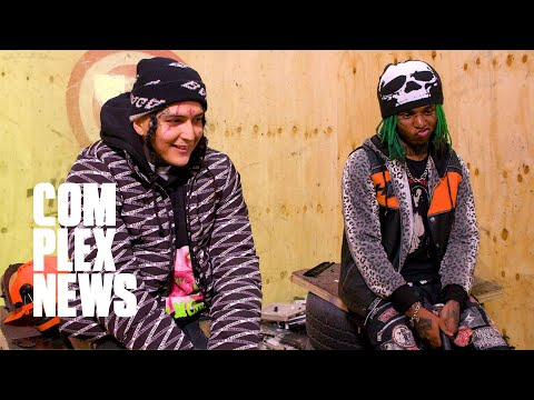 A Day in the Life of ZillaKami and SosMula of City Morgue