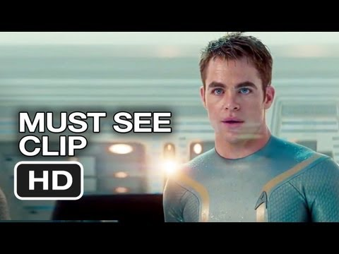 Watch Spock Die In The First Clip From 'Star Trek Into Darkness'