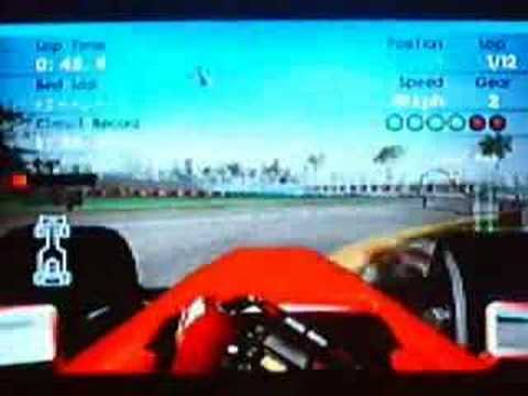 F1 World Grand Prix II Dreamcast