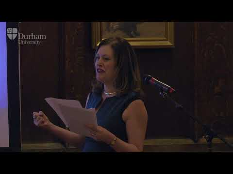 Durham Castle Lecture - Professor Edith Hall, Aristotle Goes to the Movies