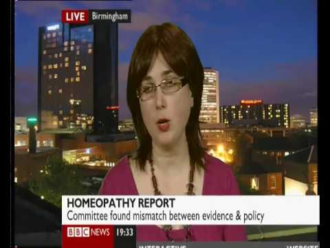 Woman claims that homeopathy cured her cancer