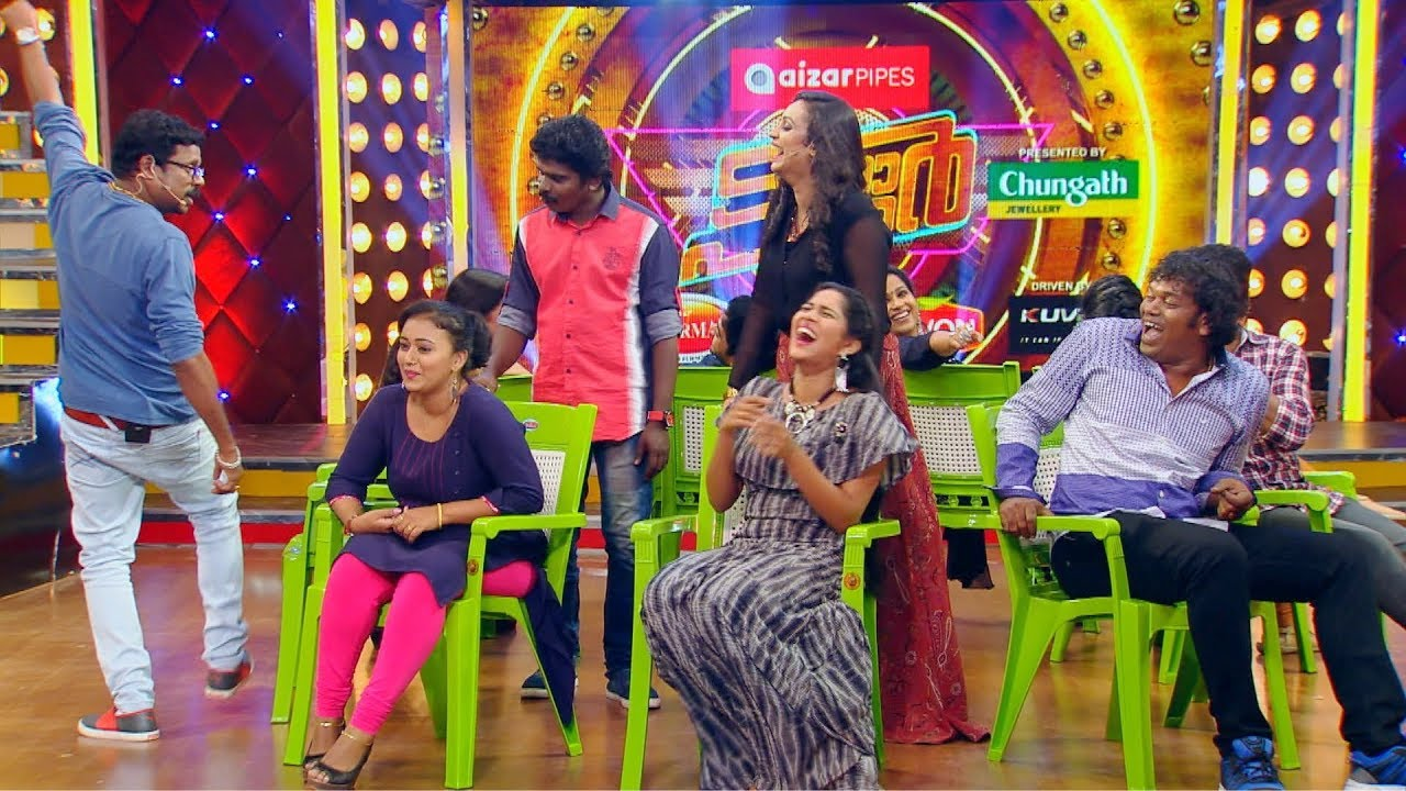 Tamar Padar May 20,2016 Epi 54 Comedy Programme