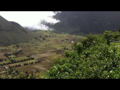 زيارة بركان بولالاوا شمال كويتوالاكوادور