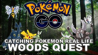 Catching pokemon in real life in a forest / woods, Pokemon Go only just released in Australia yesterday and released everywhere else very soon! There are ways around getting it if you aren't from there though, see below.Get free Coins/Pokecoins in Pokemon Go (CLICK HERE) http://cashforap.ps/gamingbantzWatch this vid explaining how: https://www.youtube.com/watch?v=VD1g-a7uCc4How to get Pokemon Go on Android, sorry IOS players:http://www.pcadvisor.co.uk/new-product/game/pokemon-go-release-date-rumours-pokemon-go-trailer-pokemon-go-gameplay-get-pokemon-go-now-3625388/Music:Music Predators - Adventure Time NCS ReleaseKasger - Out Here NCS Release