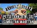 FESTIVAL BUDAYA DEWI SRI SIMBATAN MAGETAN 2018