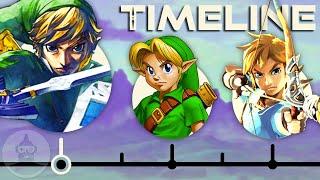 Video The Complete Legend of Zelda Timeline   The Leaderboard MP3, 3GP, MP4, WEBM, AVI, FLV Juni 2019