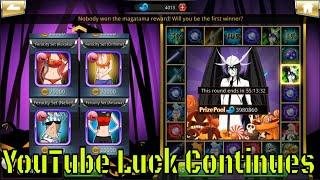 Bleach Spiritual Awakening: Roulette Omega YouTube Luck