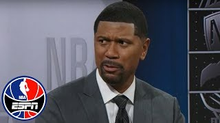 Jalen Rose: 'Russell Westbrook could never be the King of the Triple-Double' | NBA Countdown | ESPN