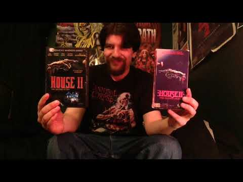 House II: The Second Story (1987) Movie Review