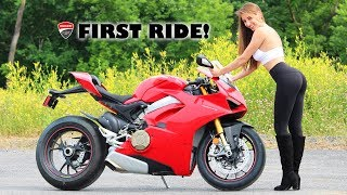 4. 2018 Panigale V4S First Ride & Review