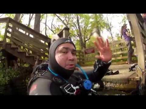 Diving Jug Hole/Ichetucknee Springs