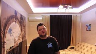 Потолок в гостиную 17.00 м2
