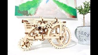 3D пъзел трактор
