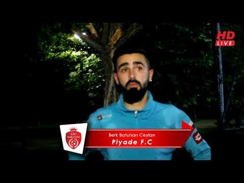 V For Gecekondu  - Piyade F.C.  V For Gecekondu 1-4 Piyade F.C Basın Toplantısı
