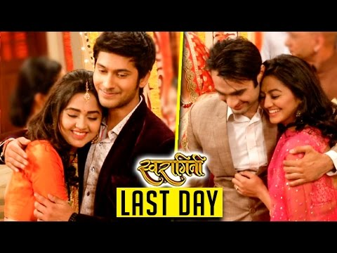 Swaragini's LAST DAY On Location Shoot | Actors Ge