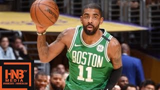 Boston Celtics vs Los Angeles Lakers Full Game Highlights / Jan 23 / 2017-18 NBA Season