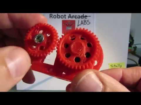 Centipede Bio-inspired Walking Robot -  Initial design