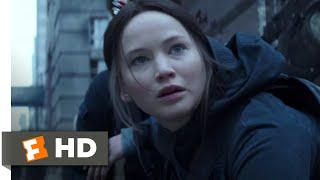 Nonton The Hunger Games: Mockingjay, Part 2 (2015) - The Black Ooze Scene (3/10) Film Subtitle Indonesia Streaming Movie Download