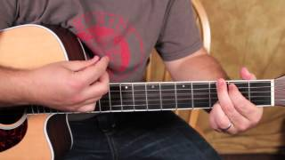 How to Play Love Song by The Cure - Easy Acoustic Songs on guitar - Lessons