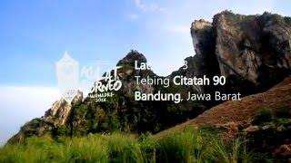 Sangkulirang Indonesia  City new picture : Wanadri | Ekspedisi Sangkulirang Mangkalihat |Tebing Kulat, Latihan 3 di Tebing Citatah 90,