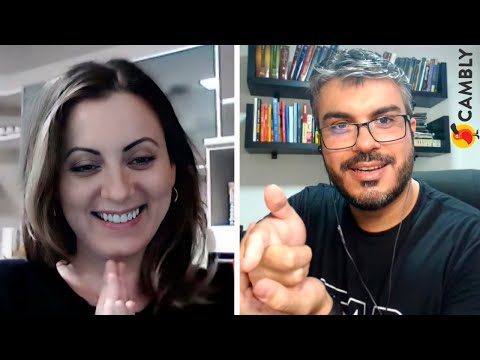 Talking and Learning | Great english conversation with Meli (Cambly)