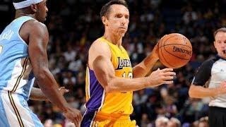 Top 10 NBA Assists of the 2013-2014 NBA Preseason
